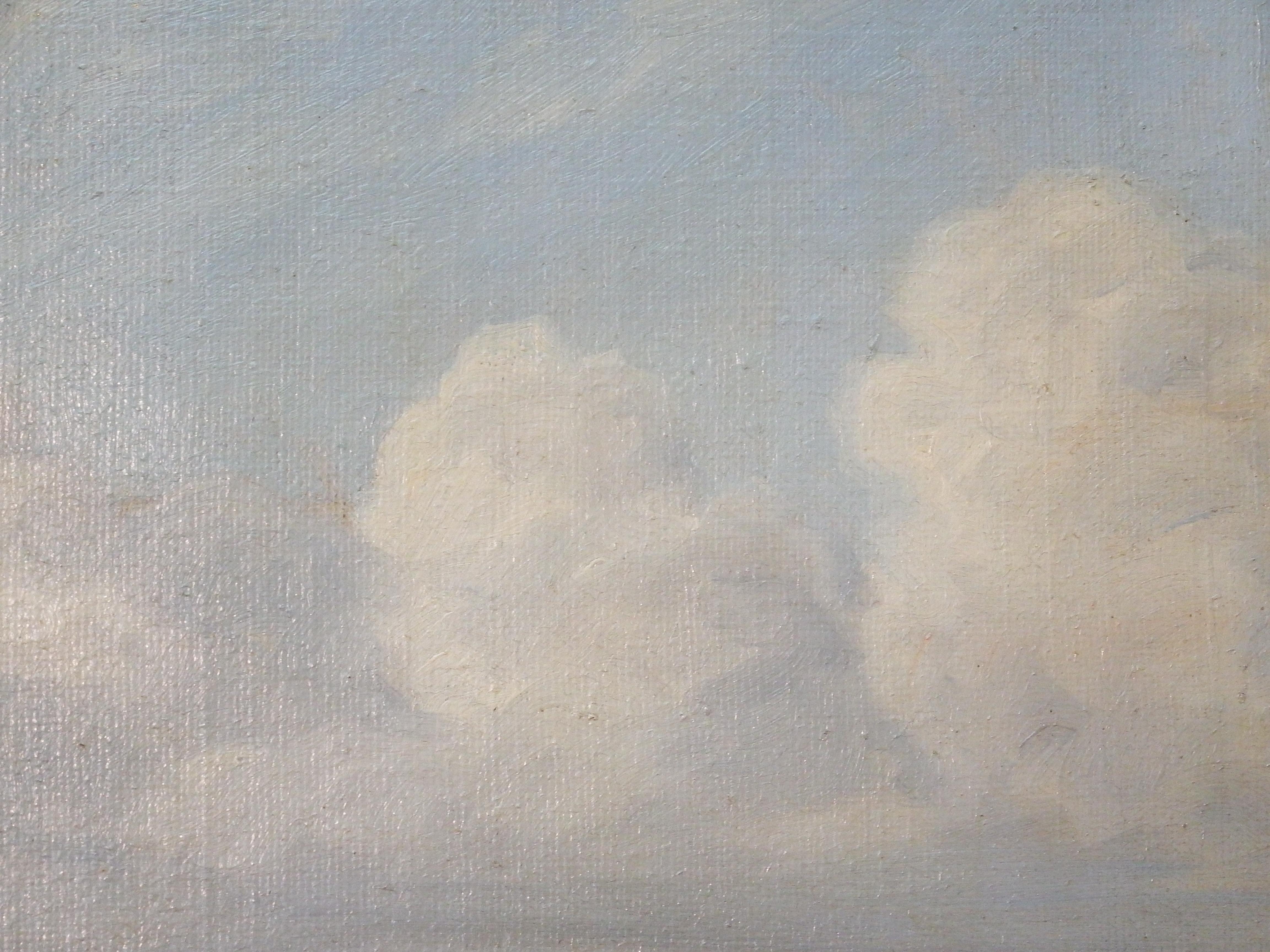 Zima – Najcenniejszy obraz – Karl Emil Lundgreen 1884